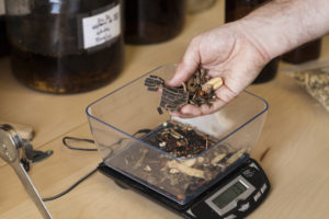 Herbal medicine preperation